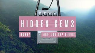 Hidden Gems // Ibanez - CF7 (1999)