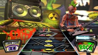 Higher Ground - Red Hot Chili Peppers  Guitar Hero PS2