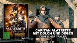 Capitan Alatriste - Mit Dolch und Degen (Deutscher Trailer) | HD | KSM
