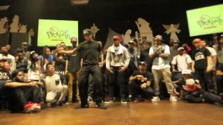 BDash vs Solow The Realm 2014