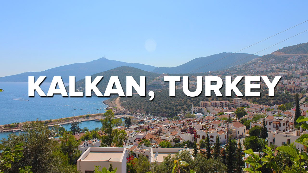 Download Kalkan, Turkey