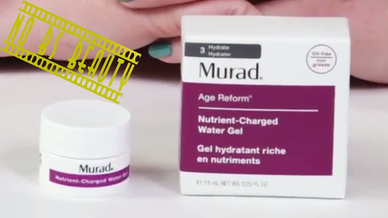 Nutrient-Charged Water Gel by murad #10