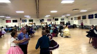 Square dance in Boise, Idaho to Tom Roper square dance caller VIDEO0022.mp4