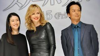 『スノーホワイト』来日レッドカーペットイベントが2012年5月20日に行わ...
