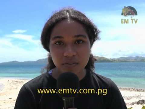 Port Moresby International School students urge more care to marine life