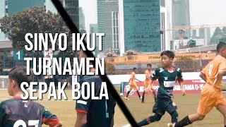 The Onsu Family - Sinyo Ikut Turnamen Sepak Bola