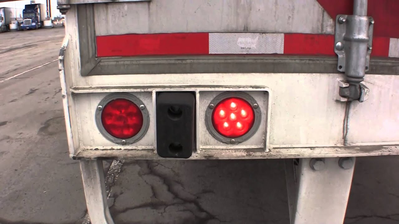 Semi Trailer Light Wiring Diagram Further Semi Truck Trailer Wiring