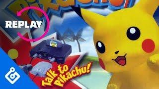 Replay – Hey You, Pikachu!