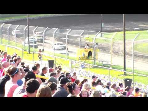 Eagle Raceway Heat Race 7/23/16