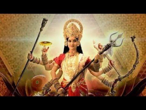 Hanthe kangan Churi mathe pe bindiya chamachham baje :Maa Durga Songs