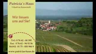Kaiserstuhl Baden Württemberg - Ferienwohnung im Kaiserstuhl Vogtsburg & Ihringen