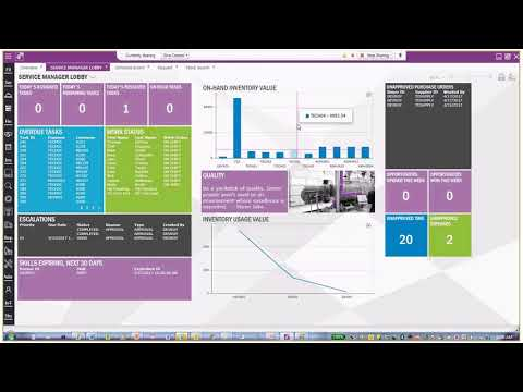 IFS Field Service Management Overview