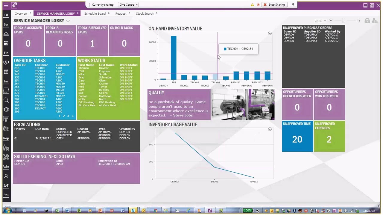 Download IFS Field Service Management Overview