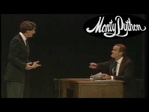 Argument Clinic - Monty Python - The Secret Policeman's Balls