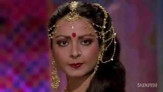 Aaj Imtehan Hai Amitabh Bachchan Rekha Suhaag 1979 Songs Lata Mangeshkar HD