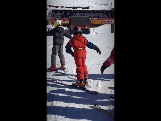 Découverte du ski - CM2 & 6ème