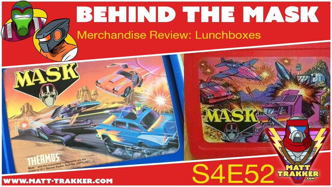 Merchandise Review: Lunchboxes - S4E52