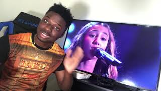 Mikaela Astel Blooms on Electric Love - The Voice Blind Auditions 2019 (Reaction)