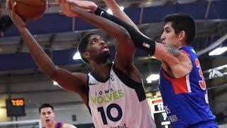 Amile Jefferson Best of 2018 NBA G League Showcase