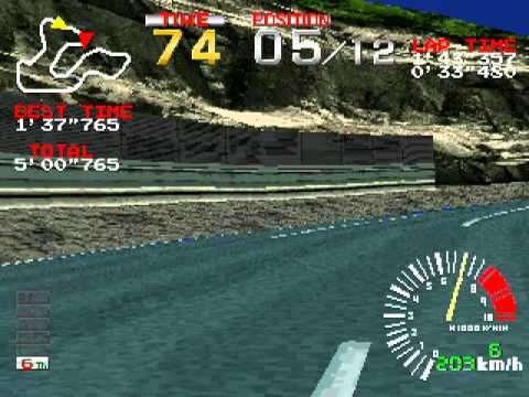 PSX Longplay [046] Ridge Racer