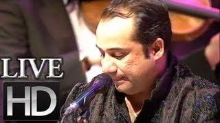Woh Hata Rahe Hai Parda | Live Performance | Ustad Rahat Fateh Ali Khan
