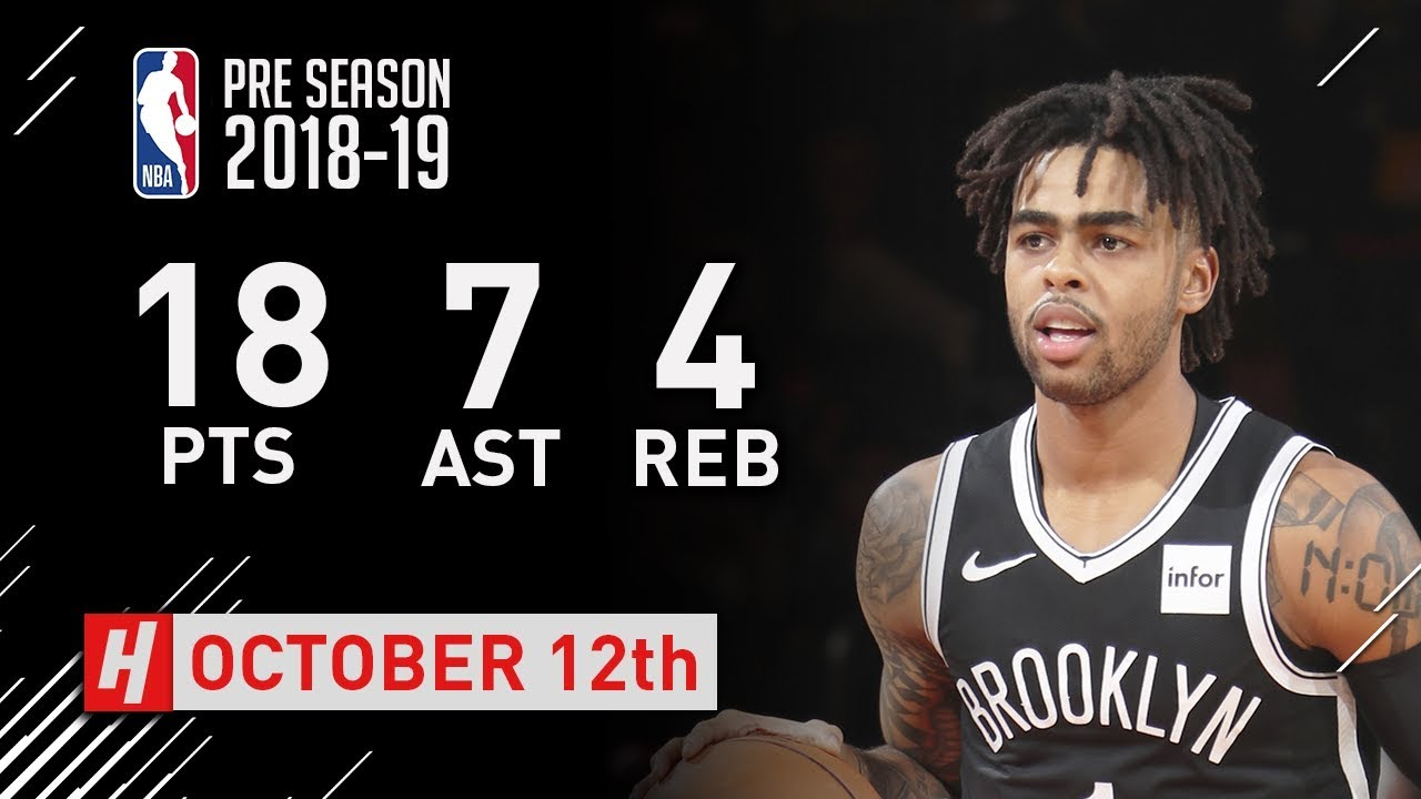 d-angelo-russell-full-highlights-nets-vs-knicks-2018-10-12-18-pts-7-reb-4-reb