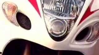 auto esporte - GSX 1300 R HAYABUSA