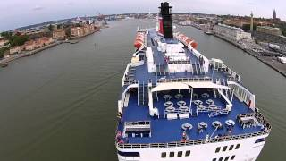 Cruiser Stena Line Danica - Fly with DF2V+ droin