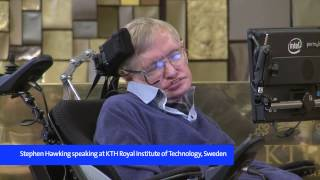 Hawking presents new idea on how information could escape black holes