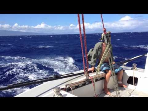 Adventure Tours Hawaii Sails the Hawaiian Islands showcasing Adventure Travel Hawaii