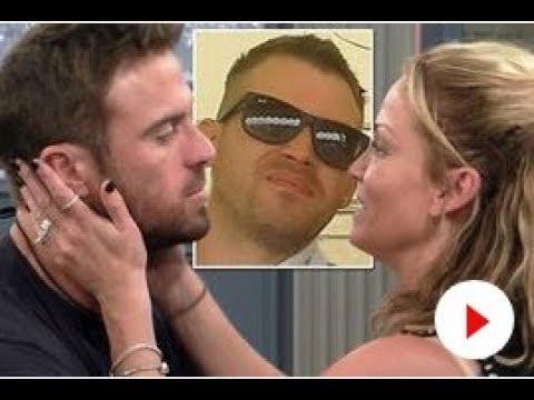 "Sarah Harding's secret boyfriend left ""heartbroken"" after watching her cosy up to Chad..."
