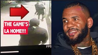 The Game Almost Robbed At His Home By People Who Tried To Catch Him Slipping BET AWARDS Weekend