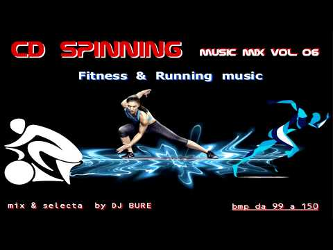 cd spinning music mix 2018 Vol. 06 (fitness & running music)