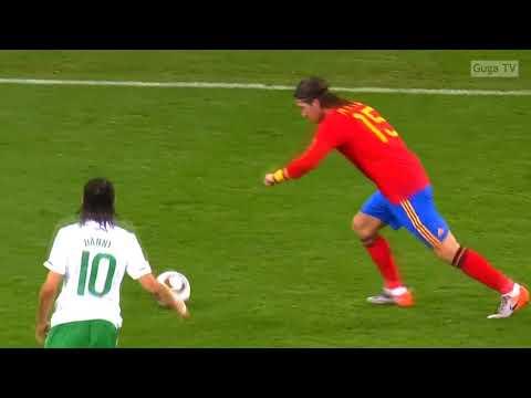 Spain Vs Portugal 1-0 - World Cup 2010 - Full Highlights HD 1080i