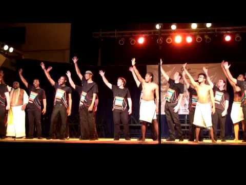 Ladysmith Black Mambazo: Homeless  - Nelson Mandela Metropolitan University Choir, South Africa
