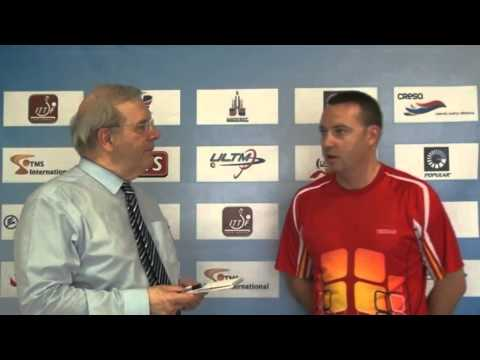 Aleksey Yefremov Interview at the Latin American Cup
