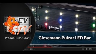 giesemann pulzar led bar by coralvue