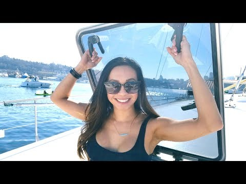Onboard Lifestyle ep.7  Catamaran Hatch Upgrade...Finally!