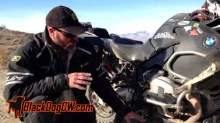 black dog cycle works bdcw jason houle talks about upgrades to his r1200gsa