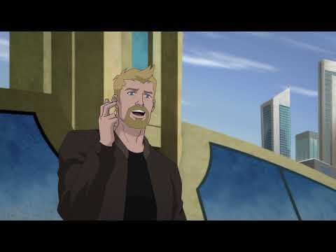 Wonder Woman: Bloodlines - Trailer