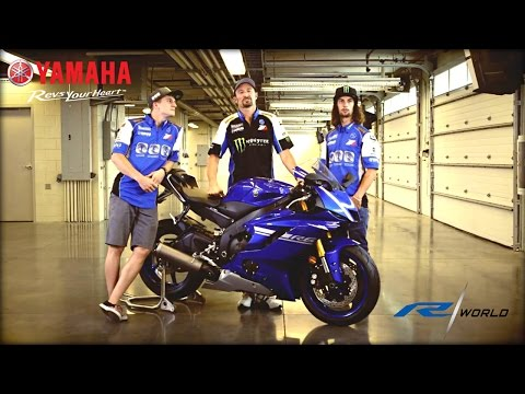 2017 Yamaha YZF-R6 Features & Benefits