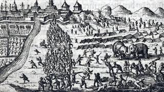 Siege of Batavia by the Sultan of Mataram (1628)