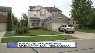 Crystal meth, fentanyl & 'Molly' reportedly seized during ATF raid in Ypsilanti
