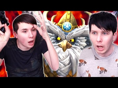 BOSS BATTLE SHOWDOWN - Dan and Phil Play: Donkey Kong Country Tropical Freeze #4