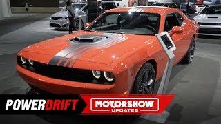 2019 Dodge Challenger Hellcat Redeye : Dominic Toretto is proud : 2018 LA Auto Show : PowerDrift
