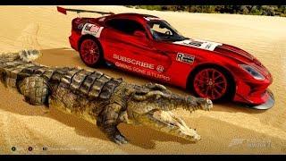 Forza Horizon 3: Finding 2 Crocodiles In The (Full Game)