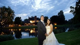 Moat House at Acton Trussell Wedding Highlights