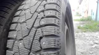 Обзор шин Pirelli Ice Zero после зимы.