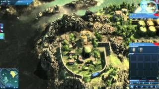 Anno 2070 Gameplay