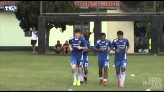 Latihan Perdana Apollon Di Bandung